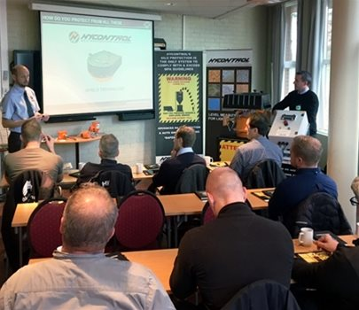 Swedish Silo Safety Seminars