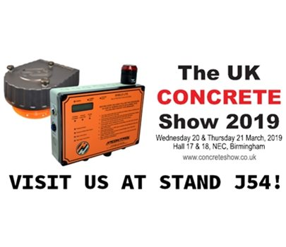 SHIELD LITE Launches at the UK Concrete Show 2019!