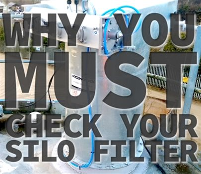 Why You MUST Check Your Silo Filter