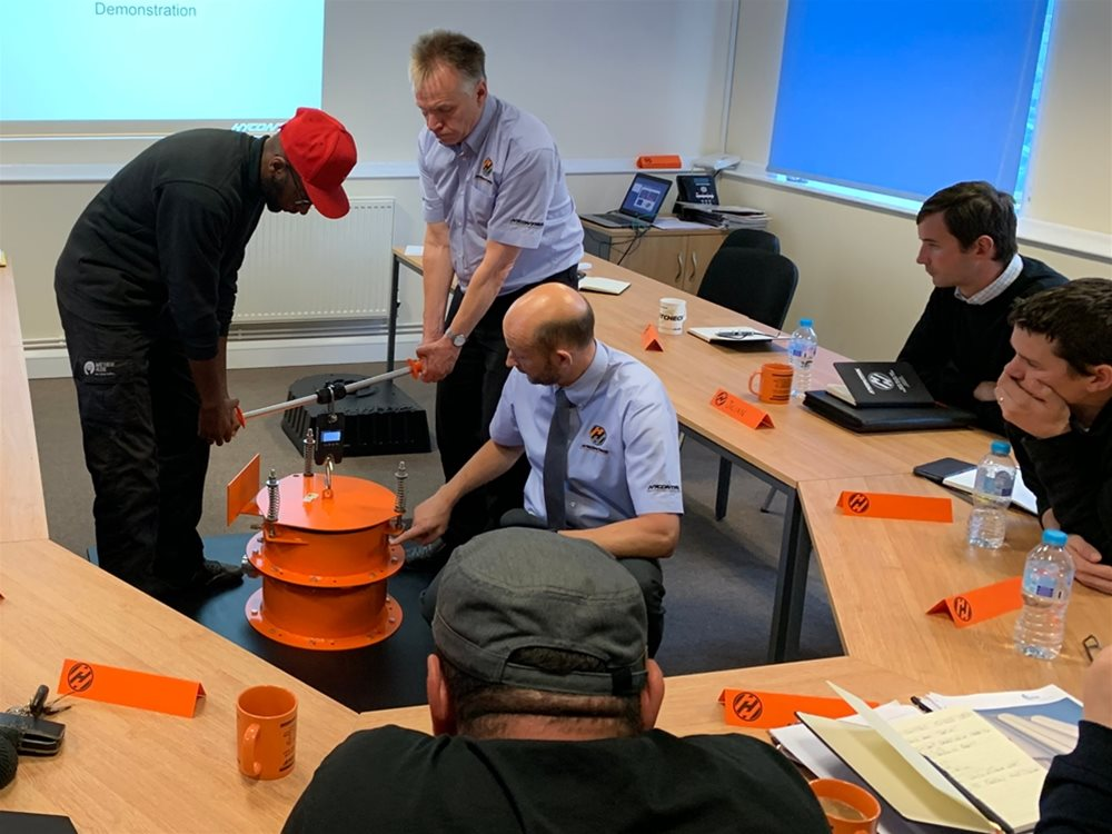 2020 Silo Pressure Safety Training Dates Announced