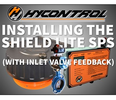 Installing the SHIELD Lite SPS (w/ Inlet Valve Feedback)