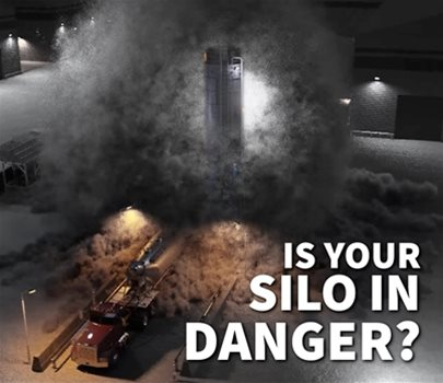 Is Your Silo in DANGER? Hycontrol SHIELD Lite SPS