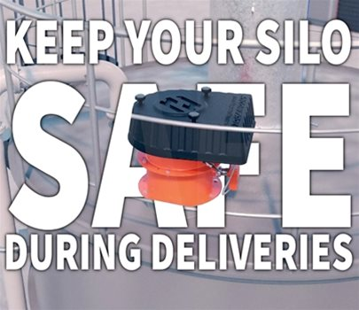 Keep Your Silo SAFE During Deliveries - SHIELD Lite SPS